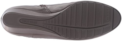 Grand Cole Leather Boot Riding Chestnut Stretch Women's Tali Haan 8YFrntFO