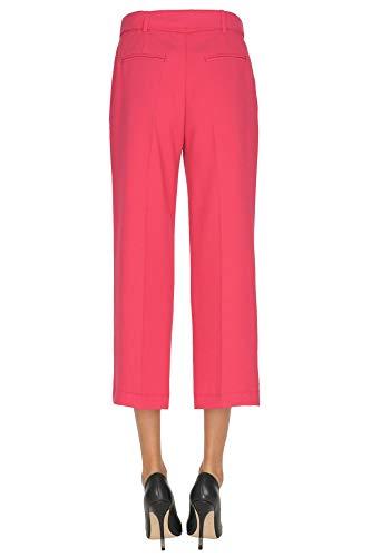 Femme Rose Pantalon Polyester Mcglpnp000005031e Pinko 6vdFw1