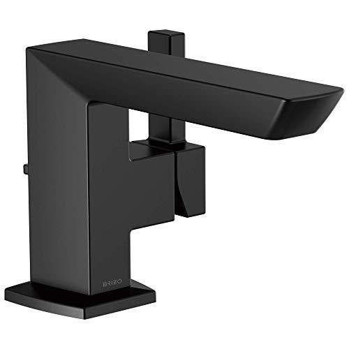 Brizo 65088LF-BL - Brizo Vettis: Single-Handle Lavatory Faucet Matte Black ()