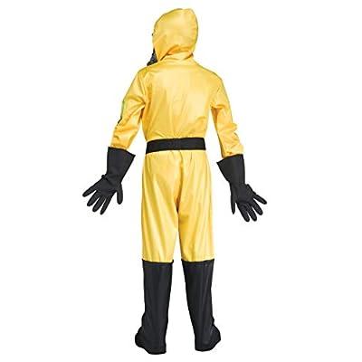 The Boy's Sound FX Bio Hazard Costume: Clothing