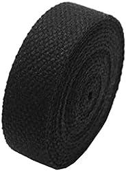DTKJ 50MM Cotton Webbing for Bag Straps,Webbing Straps for Bags 25MM,Cotton Tape,10 Yards/lot