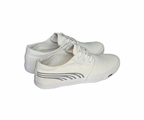 CPM Cipramo Men's Snow White Sneaker