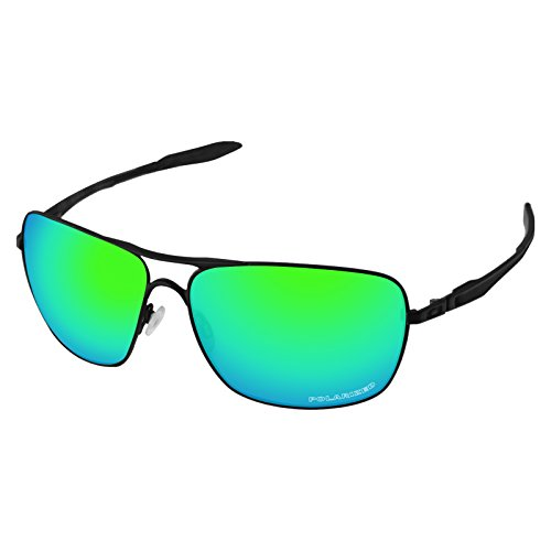 05f548241699f Tintart Performance Lenses Compatible with Oakley Plaintiff Squared Polarized  Etched