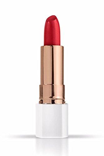 Flower Beauty Petal Pout Lip Color Lipstick Poppy Pout Matte #100 - Lip Color Petal