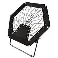 Plastic Development Group Black & Slate Bungee Chair