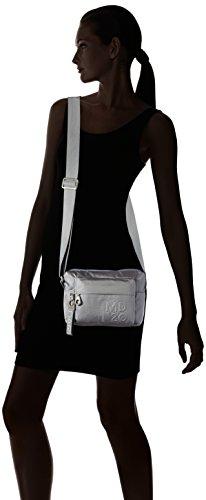 bolsos Mandarina Shoppers Mujer Md20 Paloma y Tracolla hombro Duck de Gris wqFqnOxZX
