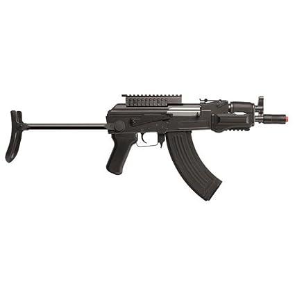 Game Face GF76 Carbine Airsoft Rifle, Black