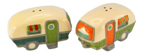 Beachcombers Campers Salt and Pepper
