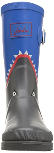 Pictures of Joules Boys' Printed Welly Rain Boot 9 M US 6