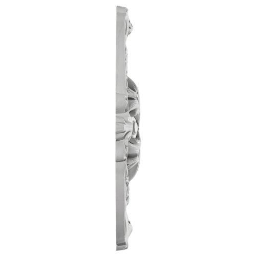Ekena Millwork CM17SO 16 3/8-Inch OD x 2 3/4-Inch ID x 1 3/4-Inch Southampton Ceiling Medallion by Ekena Millwork (Image #3)