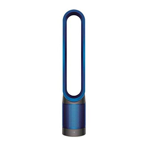 ダイソン【扇風機】空気清浄機能付ファン(アイアン/ブルー)DysonPureCoolLink タワーファンTP02IB