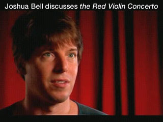 the red violin review