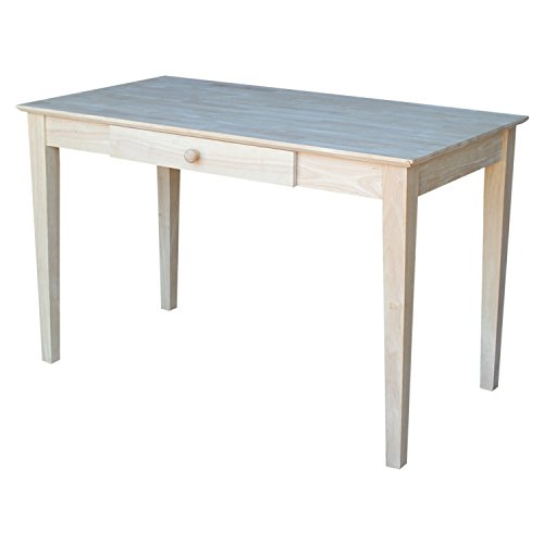 International Concepts Writing Desk, Unfinished