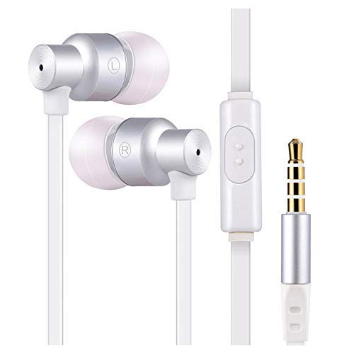 Ear Buds with Mic, Earbuds with Microphone - Audifonos Earph