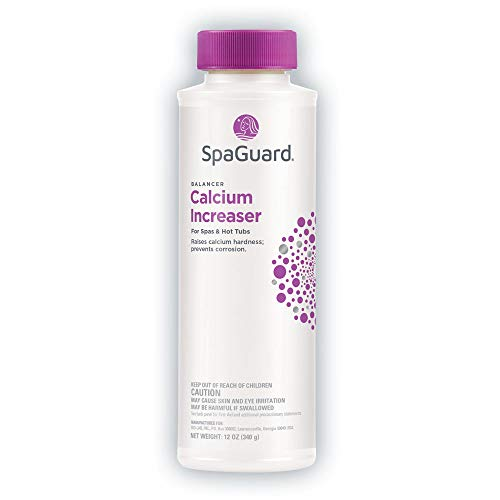 SpaGuard Spa Calcium Hardness Increaser – 12 Ounce