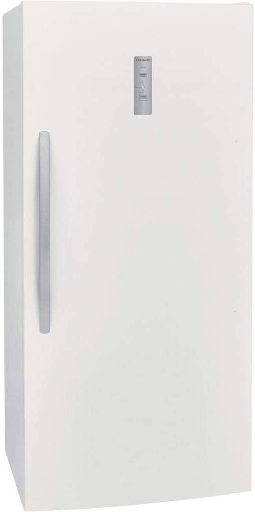 Capacity Automatic Defrost LED Lighting and Adjustable Shelves in White ft Frigidaire FFFU20F4VW 33 Upright Freezer with 20 cu