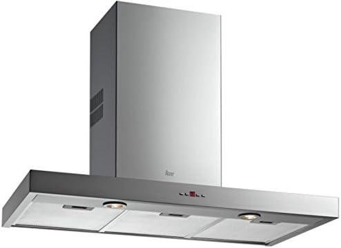 Teka DH2 90 - Campana Decorativa Dh2 90 Con Programador Del Tiempo De Aspiración: Amazon.es: Grandes electrodomésticos