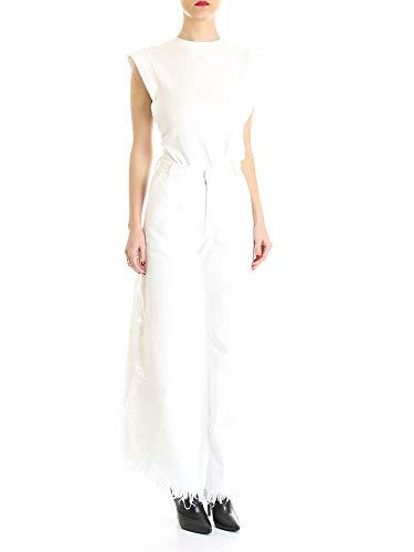 Jeans White Donna Schnaider Ksenia Ks1012rt19 Ew0XxP