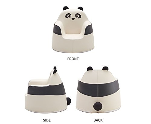 iloom 2017 New Panda Aco Infant Kids Children Sofa Ivory by i-loom