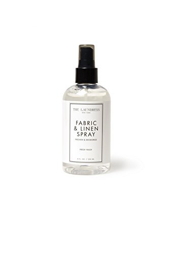The Laundress Fabric & Linen Spray Fresh Wash, 8 Fluid Ounce