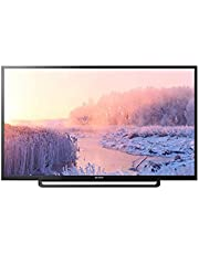 Sony 18909600 32 inch R300E Bravia HD ready LED TV, Black