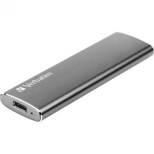 Verbatim 480GB Vx500 External SSD, USB 3.1 Gen 2, Graphite