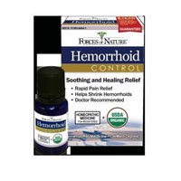 Forces of Nature Homeopathic Hemorrhoid Control 11 ml ( Multi-Pack)