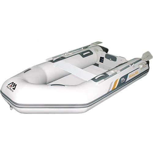 [アクアマリーナ] ゴムボート デラックス300 DELUXE ウッドフロア 4人乗り BT-06300WD