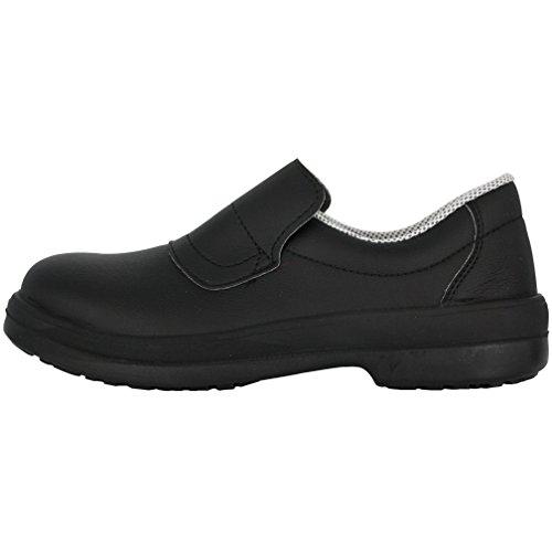 Nordways Chaussure de Sécurité Cuisine Ted Noir S2 SRC Blanc 9mafmZtr