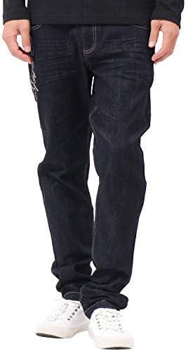 ジーンズ 抗菌防臭 ストレッチ ワンウォッシュ デニム パンツ 193G1801