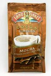 Land O Lakes Mix Cocoa Classic Chocolate And Mocha, 1.25 (Chocolate Mocha Cocoa)