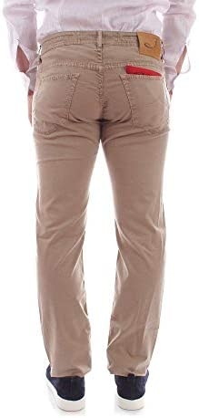 Jacob Cohen Luxury Fashion Homme J613COMF0056621698 Marron Pantalon | Automne_Hiver