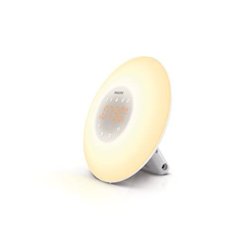Philips Wake-Up Light Alarm Clock with...