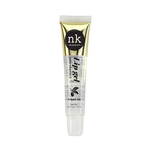 NICKA K Lip Gel Clear with Vitamin E (Argan ()