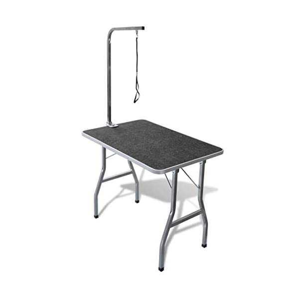 Generic .Animal Groom Animal Groom Trimming Care Bathing Trimming et ANI Table with Table with Portable Dog Grooming roomin Castors Pet ble Dog GRO 1