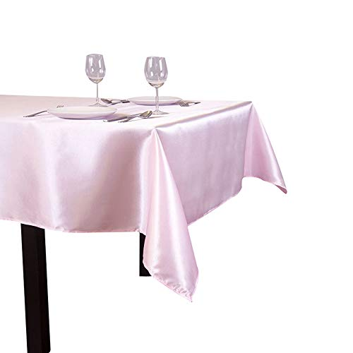 (COOCOl Great Stain Table Cloth Birthday Party Baby Shower Festival Table Cover Home DIY Decoration Tablecloth,Light)