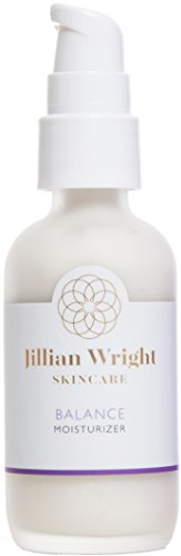 Jillian Wright Skincare - Balance Moisturizer For Normal, Oily, Congested, Blemish-Prone Skin, 2 (Balance Oily Skin Moisturizer)