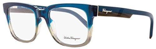 Eyeglasses FERRAGAMO SF2751 325 PETROL GREY GRADIENT