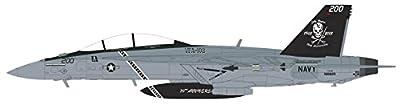 Hobby Master 5104 F/A-18F Super Hornet VFA-103 USS Eisenhower 1/72 Scale Model