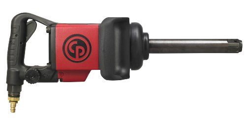 Chicago Pneumatic CP7780-6SS 1-Inch Heavy Duty Lightweight Impact with 6-Inch Extended Anvil Review