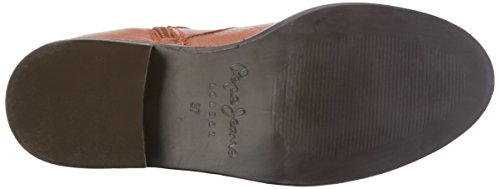 Pepe Jeans Women's Muse Strap Long Boots Brown - Braun (Nut Brown877) PsQdhrKE4