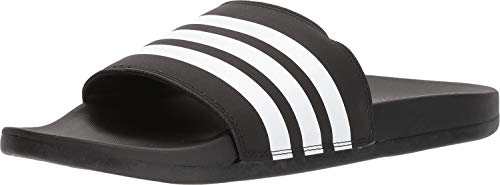 adidas Adilette Cloudfoam Plus Stripes Slides Men's