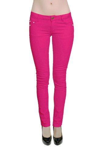 Pink Hot Pants - 6