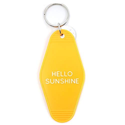 Three Potato Four Key Tag - Hello Sunshine ()