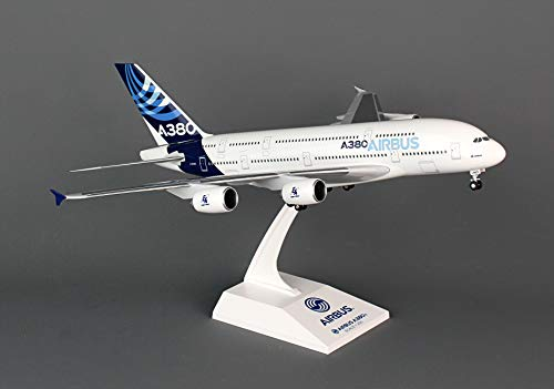 Daron Skymarks Airbus A380-800 H/C New Colors with Gear, 1/200-Scale (Airplane Models 787)