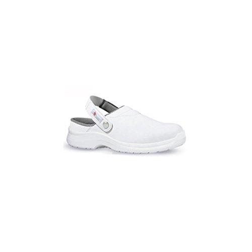 Blanc Power Power FO WHITE68 AND GRIP A U U Chaussure SRC BLACK SB E sécurité basse ANATOMY de TnBwx