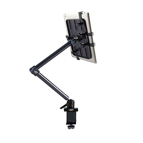 The Joy Factory Unite Universal Carbon Fiber Clamp Mount for 7''-11'' Tablets (MNU104) by The Joy Factory