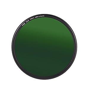 55 MM Screw-in CPL Professional Slim MRC Filtre PL-CIR Filtre Polarisant Circulaire Numérique Pour toute caméra DSLR avec Objectif 55MM