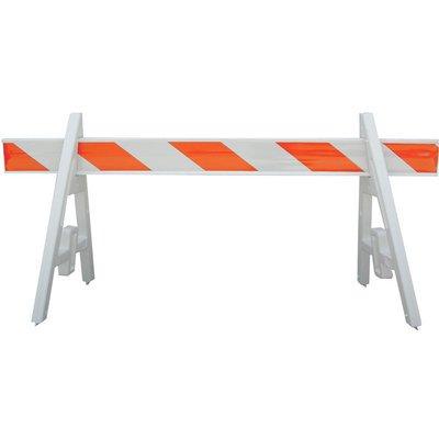 Plasticade A-Frame 8-Ft. Barricade - Engineer Grade, Model# 200-A8EG