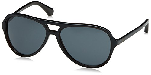 Emporio Armani Sonnenbrille (EA4063) Noir (Top Bluee On Tr Brown 546687)
